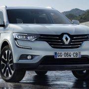 Renault Maxthon или Renault New Koleos 2017?