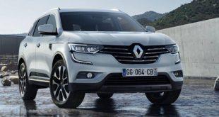 Renault New Koleos 2017