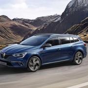Renault Megane Sport Tourer 2017: официальные фото, характеристики и цена