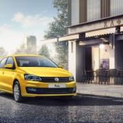 Volkswagen Polo Savanna — новый цвет для российского рынка