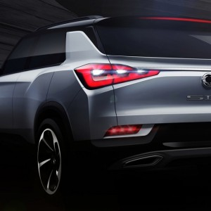 SsangYong SIV-2 Hybrid Concept (1)