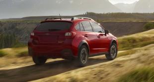Subaru Crosstrek Special Edition 2016