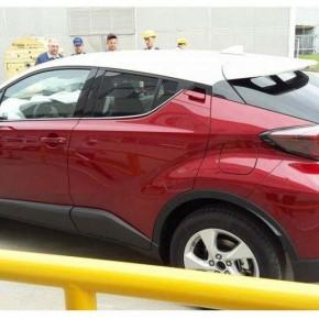 Toyota C-HR 2017 (4)