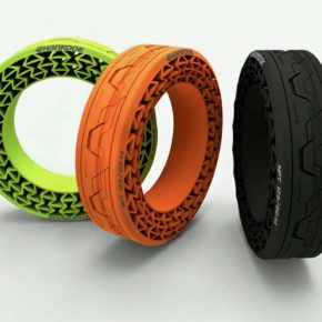 Купить безвоздушные шины или нет? Тесты безвоздушных шин