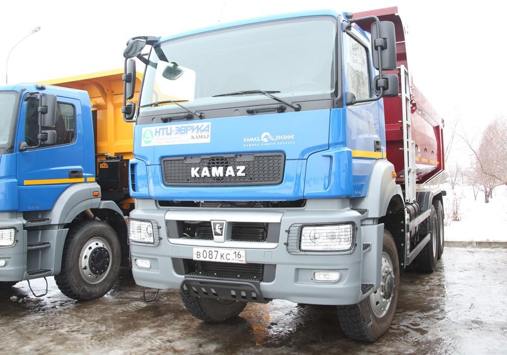 Kamaz 2016
