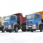 Новые КамАЗы 2016: КамАЗ-6580, КамАЗ-65801 и КамАЗ-65802