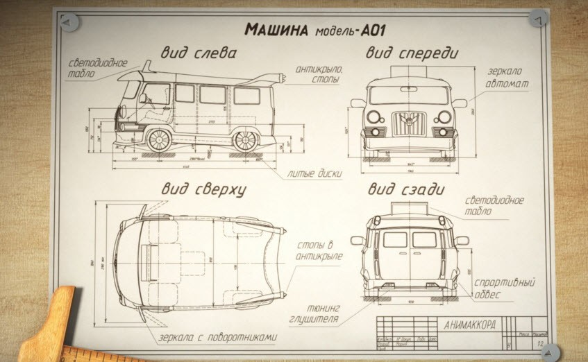 """Маша """"прокачала"""" УАЗ к 23 февраля"""