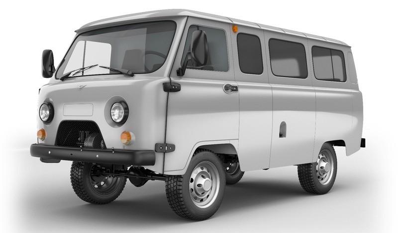 Обновленные УАЗ 2016: новые модели