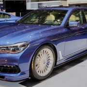 Alpina B7 Bi-Turbo: характеристики и фото