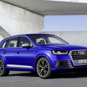 Audi SQ7 TDI 2017 старт продаж и цена в России