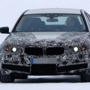 BMW M5 series 2017: шпионские фото и характеристики