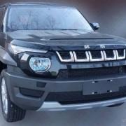 Beijing Auto BJ20: фото, характеристики и цена на новый SUV