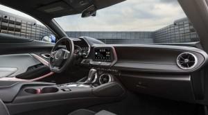 Chevrolet Camaro 5 поколения едет в Россию