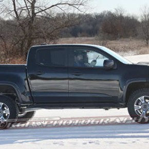 Chevrolet Colorado 2017 (2)