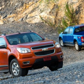 Chevrolet Colorado 2017 (9)