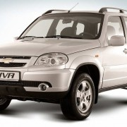 Chevrolet Niva GL новая комплектация 2016