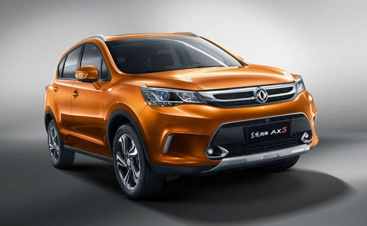 Dongfeng Fengshen AX5