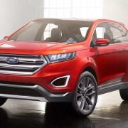 Ford EcoSport 2017: фото, цена и технические характеристики