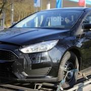 Ford Focus 2018 шпионские фото и технические характеристики