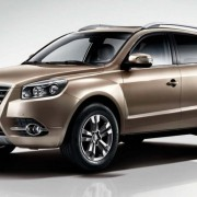 Geely Emgrand X7 (1)