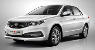 Geely Vision 2016