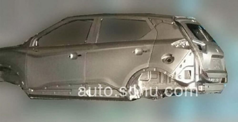 Haima S3 SUV