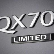 Infiniti QX70 Limited 2017 (4)
