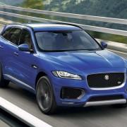 Jaguar F-Pace: цена и комплектации в России