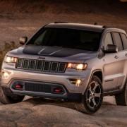 Jeep Grand Cherokee Trailhawk 2017: официальные фото и технические характеристики