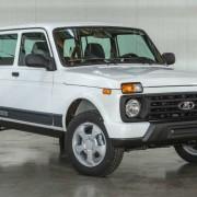 Пятидверная Lada 4х4 Urban: цена и компелектация