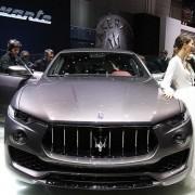 Maserati Levante: технические характеристики