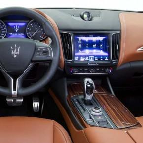 Maserati Levante 2017 (2)