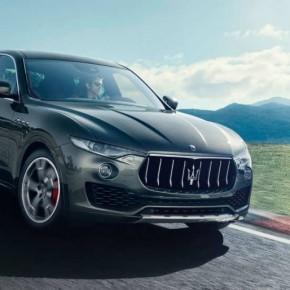 Maserati Levante 2017 (7)
