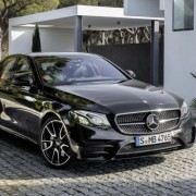 Mercedes-AMG E 43 4MATIC 2017 фото характеристики