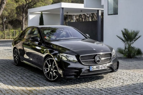 Mercedes-AMG E 43 4MATIC 2017 3