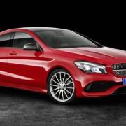 Mercedes-Benz CLA 2017: фото, характеристики, цена
