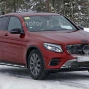 Mercedes-Benz GLC Coupe 2017 фото и характеристики