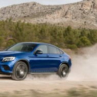 Mercedes-Benz GLC Coupe 2017 (14)