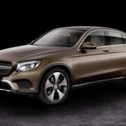 Mercedes-Benz GLC Coupe 2017: фото, цена и комплектации, технические характеристики