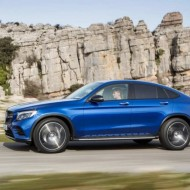 Mercedes-Benz GLC Coupe 2017 (8)