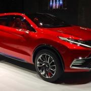 Mitsubishi ASX 2017: фото, характеристики, цена