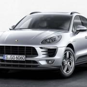 Porsche Macan новая комплектация 2016