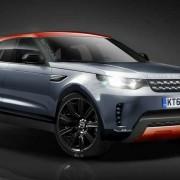 Range Rover Sport Coupe: цена, технические характеристики и фото