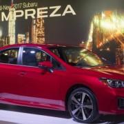 Subaru Impreza 2017: фото, характеристики