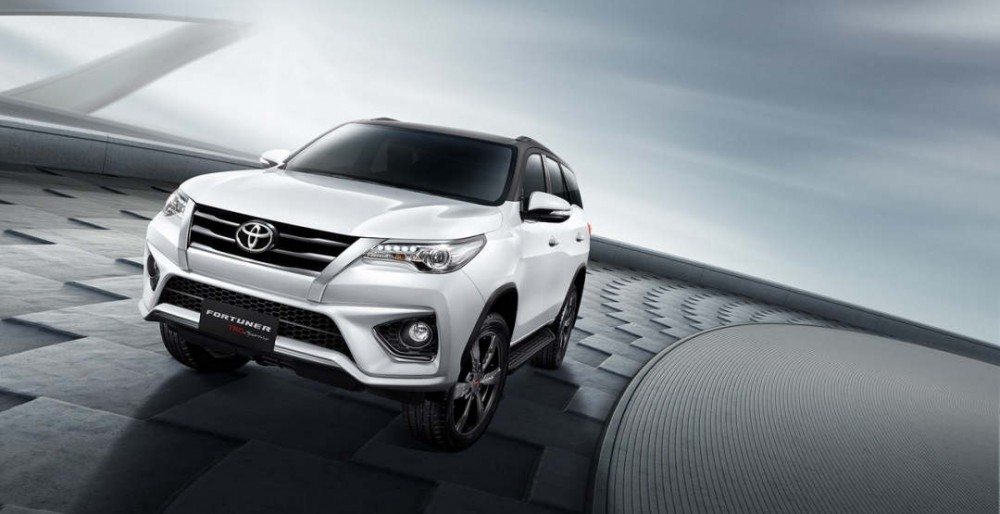 TOYOTA FORTUNER TRD SPORTIVO 2016