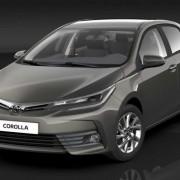 Тойота Королла 2017: новый кузов, фото и технические характеристики