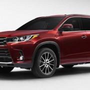 Toyota Highlander 2017 фото характеристики цена