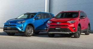 Toyota RAV4: цена и комплектация 2016 в России