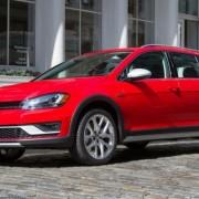 Volkswagen Golf Alltrack 2017: фото, технические характеристики