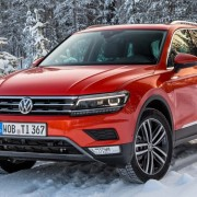 Volkswagen Tiguan 2016: комплектации и цены